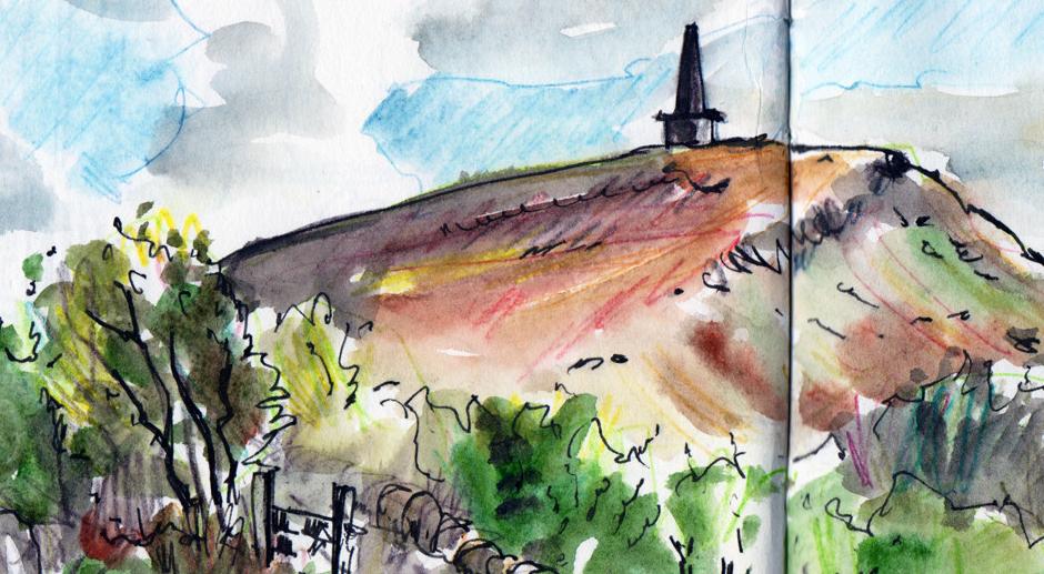 Quick Landscape Sketches