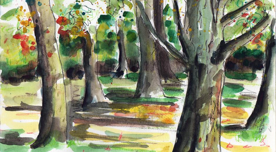 Painting Autumn Scenes