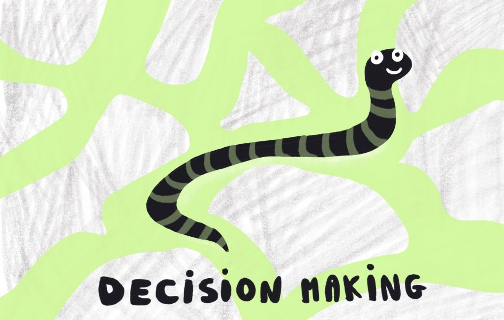 Why is it important to teach art in schools? Decision Making icon By Sophie Peanut